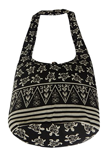 Handmade Turtles Pattern Bag