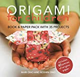 Best Juvenile Books - Origami for Children: Book & paper pack Review