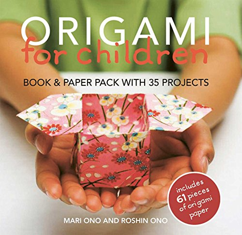 Origami for Children: Book and Paper Pack