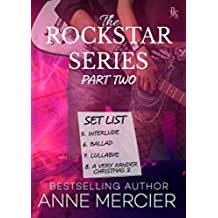 The Rockstar Series Part Two: (Books 5-8) (English Edition)