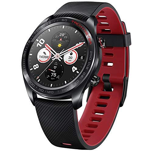 Docooler Huawei Honor Watch Magic 1.2 inch Smart Watch GPS Armbanduhr Wasserdichte Uhr Herzfrequenzüberwachung Smart Watch Schrittzähler Fitness Tracker Watch AMOLED-Farbbildschirm