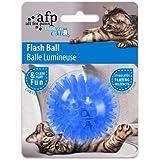 Modern Cat - Flash Ball - Katzenspielzeug - blau