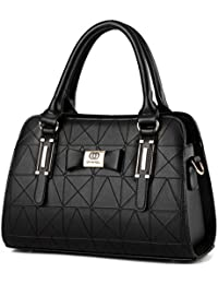 91ac31b59321 Alidear New Brand and High Quality 2018 New Casual Tote Shoulder Handbag  with Metal Decoration for Women shoulder bag for women tote bags…