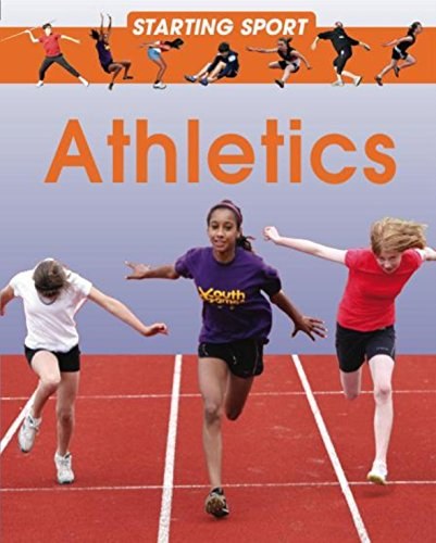 Athletics (Starting Sport) por Rebecca Hunter