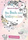 Spring in eine Pfütze! Das Buch zum Fertigmalen - ViktoriaSarina