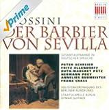 Rossini, G.: Barbiere Di Siviglia (Il) [The Barber Of Seville] [Sung In German] [Opera] [Suitner]