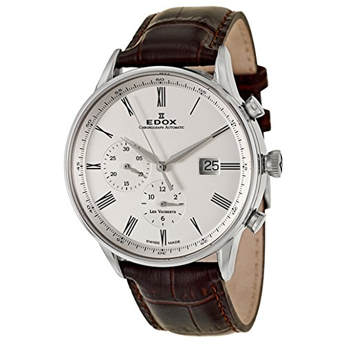 Edox Les Vauberts Automatic Men's Automatic Watch 91001-3-AR
