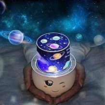 Proyecci/ón de luz nocturna 360 Degree Universe L/ámpara,I LOVE U L/ámparas de noche Decoraci/ón de la habitaci/ón L/ámparas de San Valent/ín L/ámparas de pared Decoraciones Proyector estrella