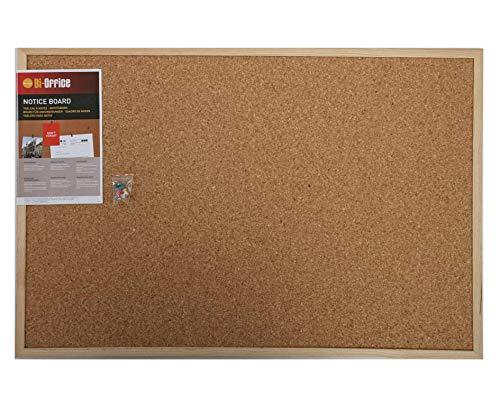 Bi-Office Cork Notice Board 900x...