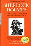 The Complete Sherlock Holmes -- with a Preface By Christopher Morley