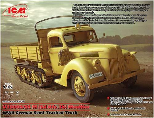 ICM - Vehículo de modelismo Escala 1:35 (35412)