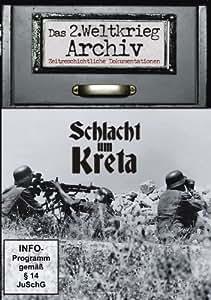 Schlacht um Kreta - Das 2. Weltkrieg Archiv