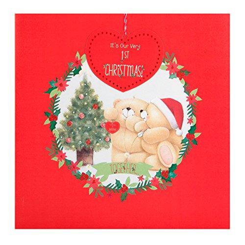 Hallmark Forever Friends Weihnachtskarte, Modell