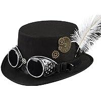 Boland 54502 - Sombrero Specspunk para mujer, talla única