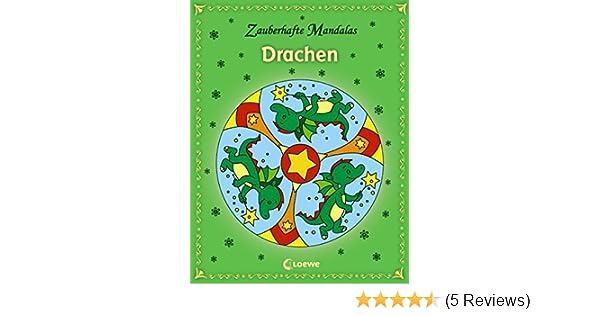 Zauberhafte Mandalas Drachen Amazon De Kristin Labuch Bücher