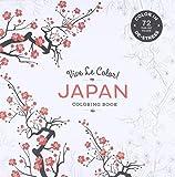 Japan: Color In: De-stress