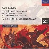 Scriabin:The Piano Sonatas (2 CDs)