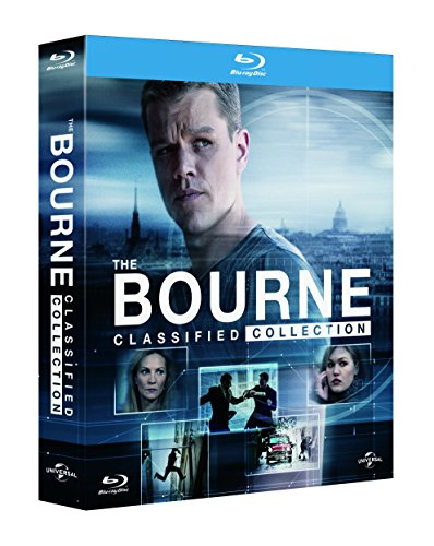 bourne-collection-digibook-5-blu-ray