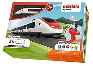 Märklin 29335My World-Start Paquete Suizo, Rápido Diverse