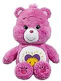 Care Bears Shine Bright Bear Plush Toy with DVD (Medium)
