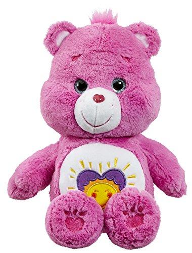 Care Bear Shine Bright Bär Plüsch Spielzeug mit DVD ()