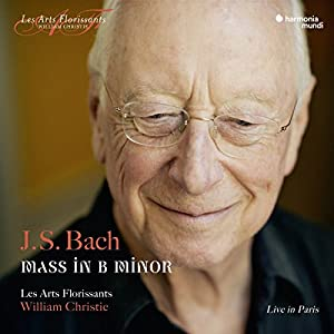 J.S. Bach: Mass In B Minor from Harmonia Mundi