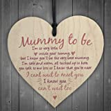 RED OCEAN Mummy To Be Sign Baby Shower Mum Friendship Gift Party Decoration New Baby From Bump Present