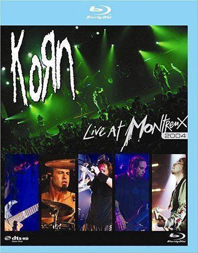 Korn Live At Montreux 2004 [Blu-ray]