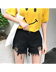 WHTLL-The Hole Jeans Short Shorts Court-Circuit Complet