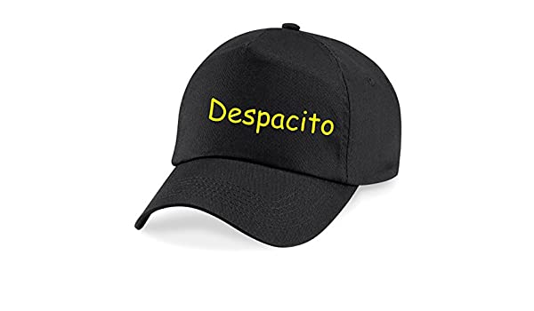 Despacito baseball cap unisex baseball cap  Amazon.co.uk  Clothing ca079716efa
