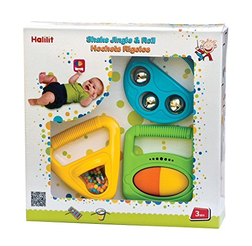 Halilit Musical Shapes Musical I...