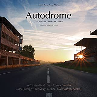 Autodrome: The Lost Race Circuits of Europe (Veloce Classic Reprint Series)