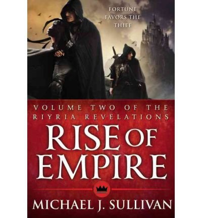 [(Rise of Empire)] [Author: Michael J Sullivan] published on (December, 2011)
