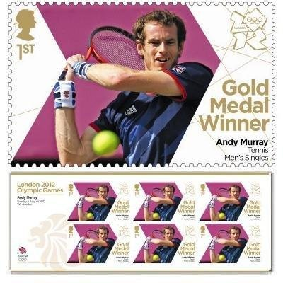 london-2012-olympics-team-gb-gold-medal-winner-miniature-sheet-andy-murray-12-stamps