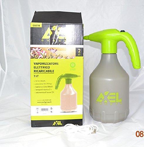 Pumpe Sprühflasche Pflanzen Zerstäuber Elektro/A 3,7V Li-2LT von Axel