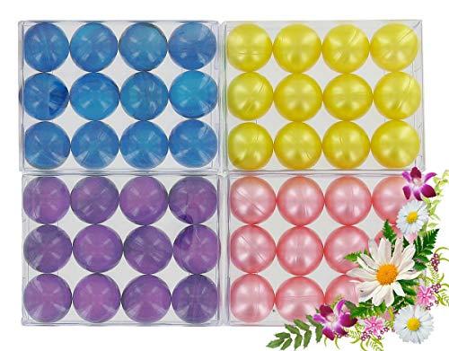 Scopri offerta per 4scatole di 12perle da bagno-fiori lotto