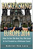 Backpacking Europe 2014: Even If You Only Speak English