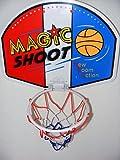 Basketball Set Basketballkorb mit Ball für den Innen-Außenbereich geeignet Top
