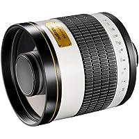 Walimex pro - Obiettivo a specchio 80080 DX per Fuji XPRO