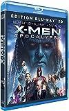 X-Men : Apocalypse [Combo Blu-ray 3D + Blu-ray 2D]  [Combo Blu-ray...