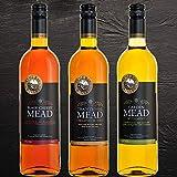 Met Triple - 3 verschiedene Sorten Honigwein aus England (3 x 750ml)