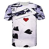 HWHColor Cool 3D Panda paseo a caballo camisas Swag de Top ropa para Hombres