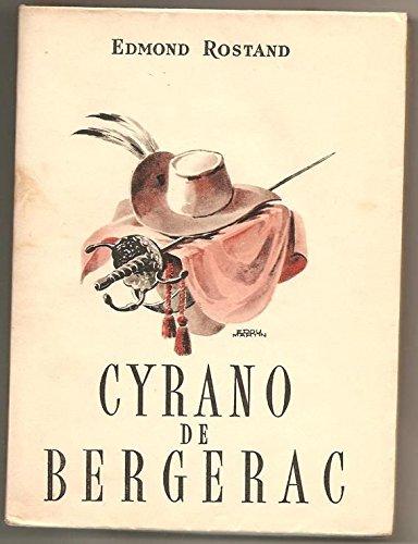 Cyrano de Bergerac - 10 illustrations hors texte et en couleurs de A. Galland
