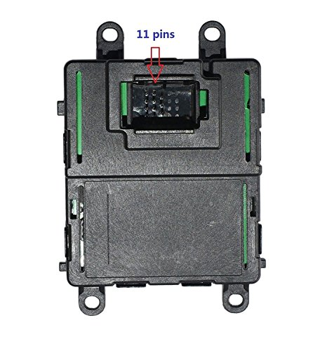 8r0907472b Xenon LED Scheinwerfer DRL Control Vorschaltgerät Einheit Modul