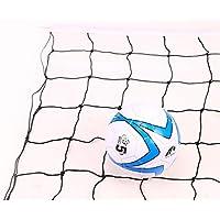 TUYUU Tuyu PQ0001 - Red de Voleibol DE 7,1 m y Lona + Cuerda de Alambre, Resistente y Resistente al Agua para Interior/Exterior/Jardín/choolyard/Patio/Playa, Voleibol, Deportes acuáticos