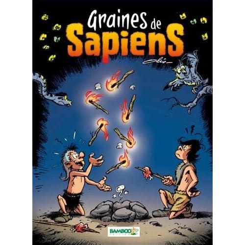 Graine de sapiens - Tome 02 - Nouvelle édition