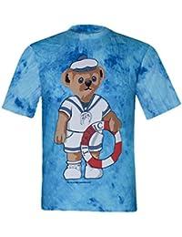 Bärchen T-Shirt Batik Gr. M-XXL
