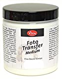 Viva Decor Foto-Transfer-Medium 250 ml - Transparent