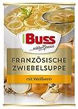 Buss Französische Zwiebelsuppe mit Weißwein, 12er Pack (12 x 400 ml)