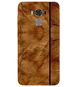 Asus Zenfone 3S Max :: Asus Zenfone 3s Max ZC521TL-4G006IN vintage aged background old paper background Designer Printed High Quality Smooth hard plastic Protective Mobile Case Back Pouch Cover by Paresha